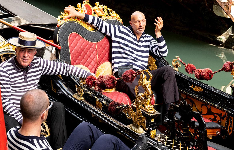 Venice Gondola Men