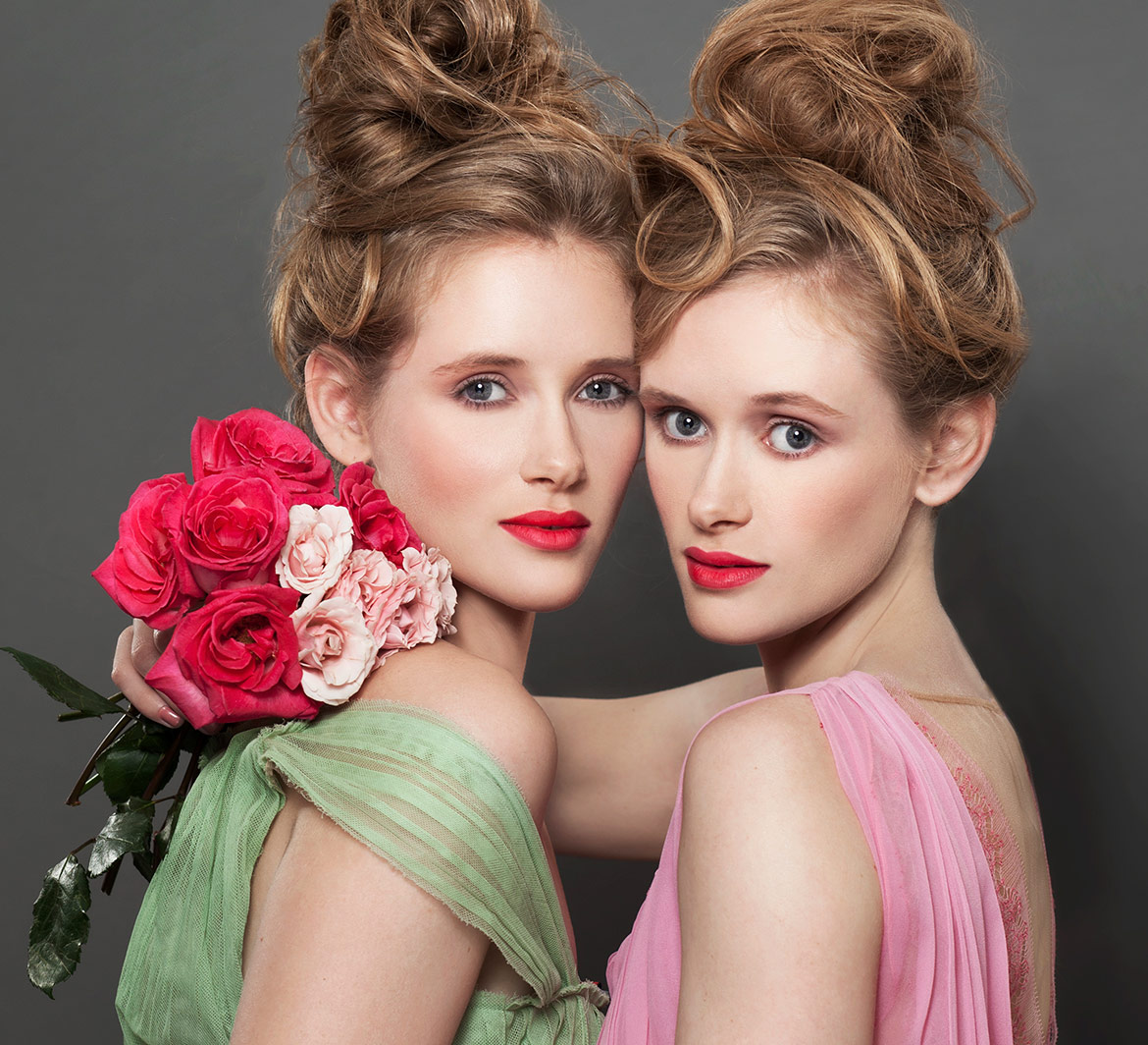 Caitlin and Holland- Sisters