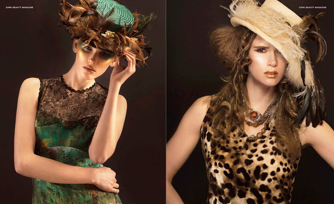 Plucking Beauty Editorial