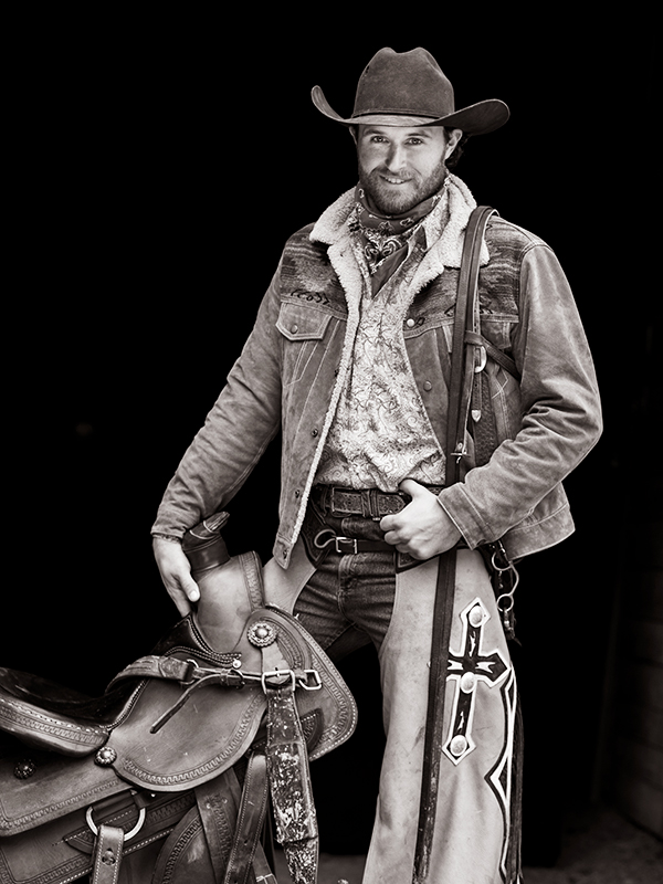 Old American West Portraits by Jean Sweet